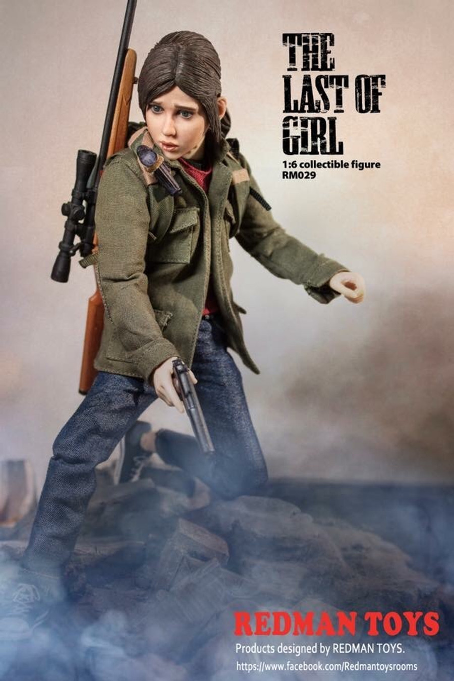 Redman - The Last of Girl