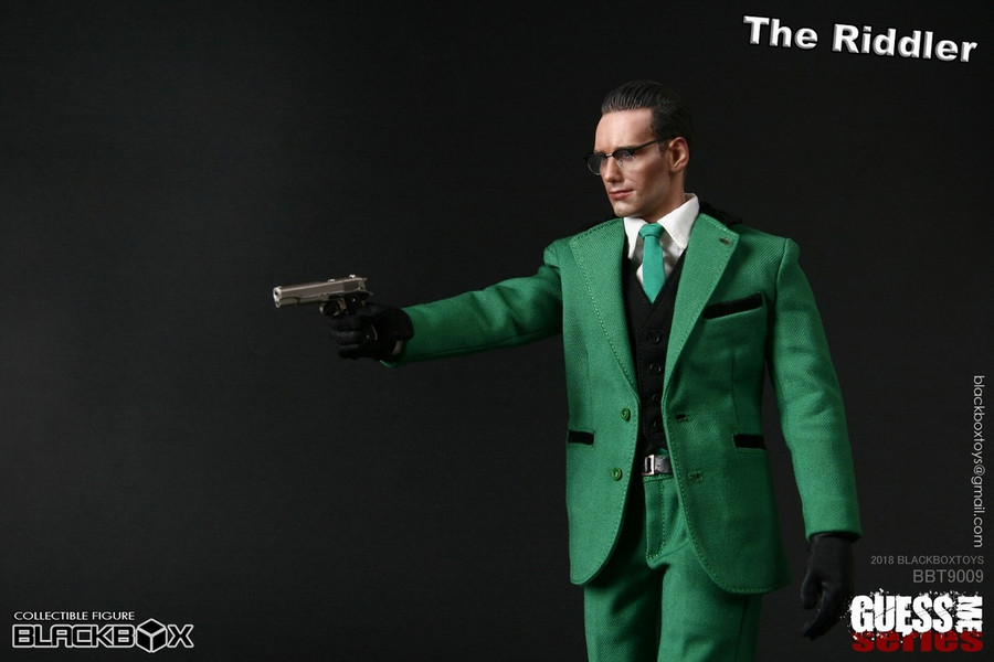 Black Box Toys - Guess Me Series: The Riddler