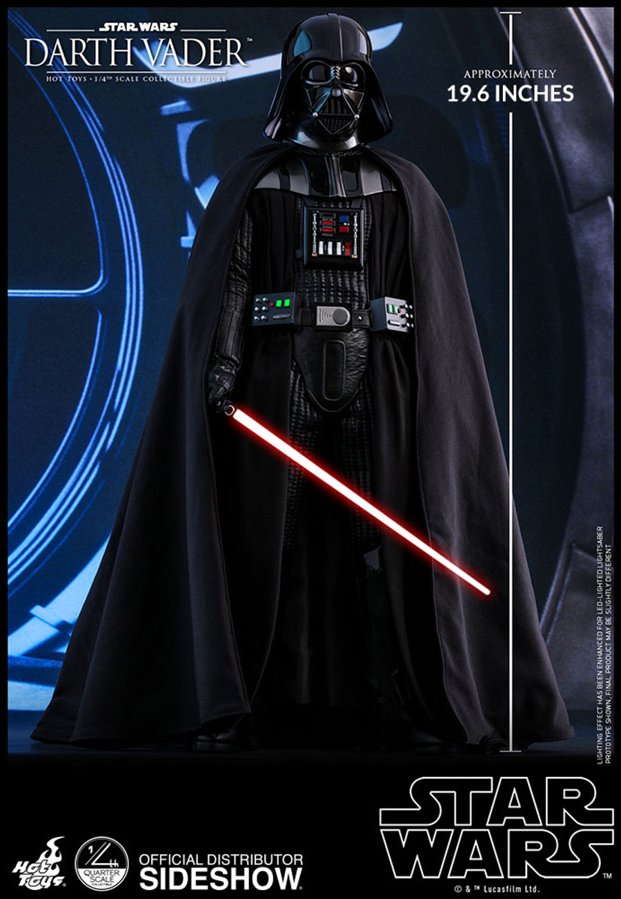 Star Wars The ViReturn Of Scale Hot Toys Vader Jedi Quarter Darth Episode JTlK13Fc