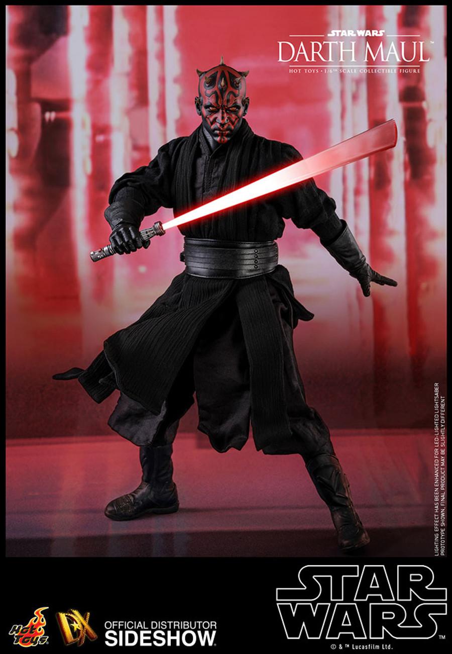 Hot Toys - Star Wars Episode I: The Phantom Menace - Darth Maul