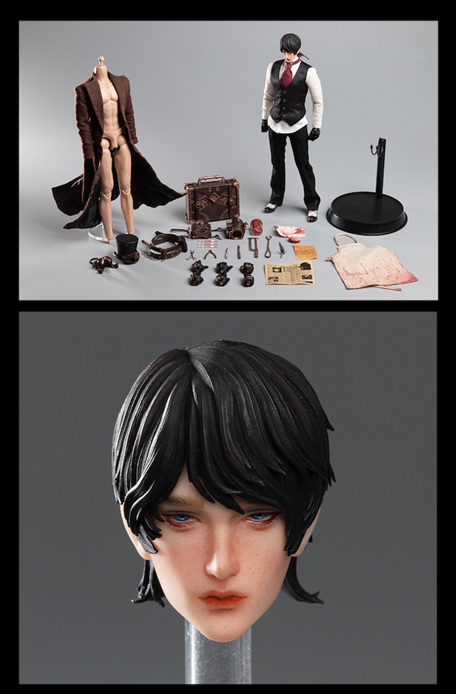 Ring Toys - Misty Midnight Jack The Ripper - Deluxe Version