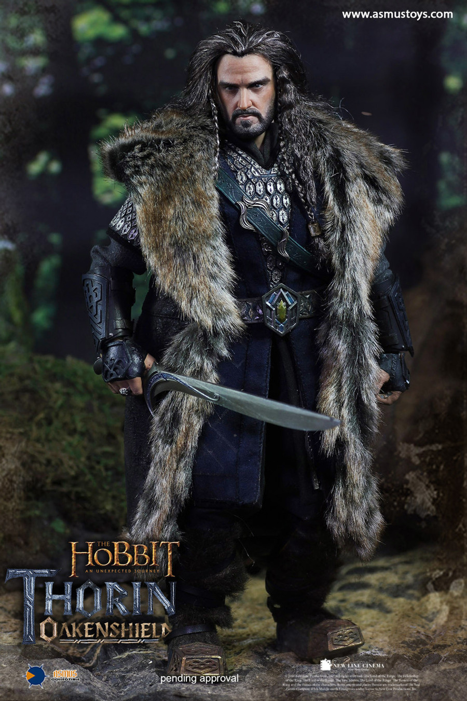 Asmus Toys - The Hobbit Series: Thorin Oakenshield