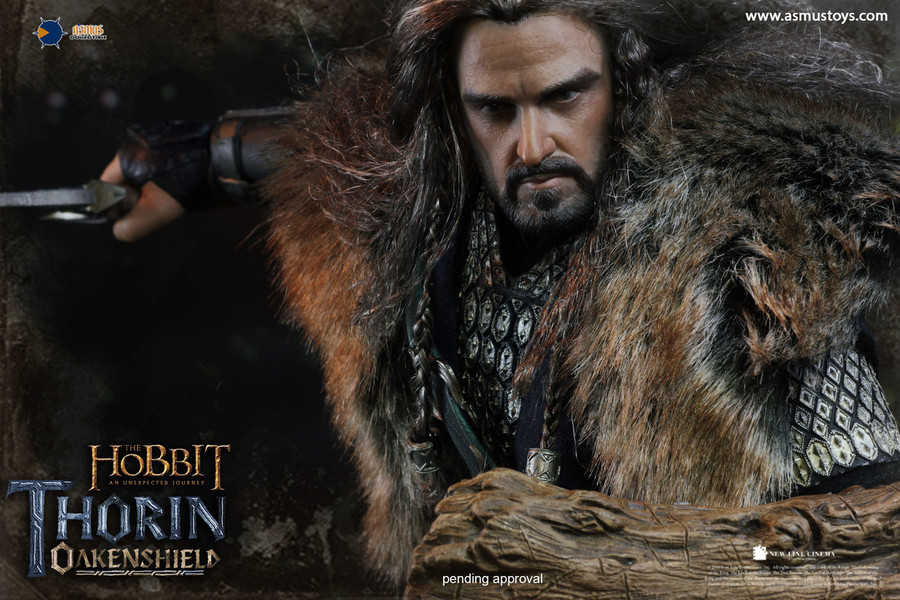 Asmus Toys - The Hobbit Series: Thorin Oakenshield