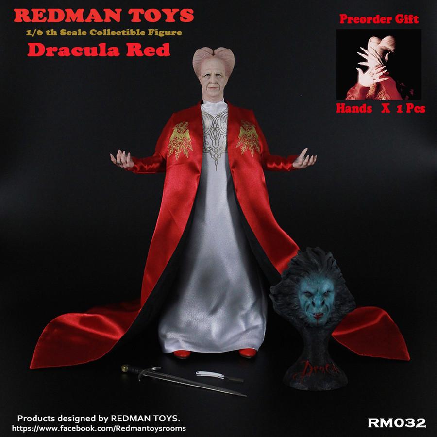 Redman - Dracula Red