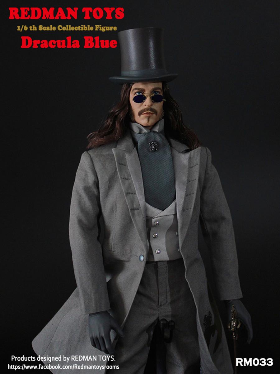 Redman - Dracula Blue