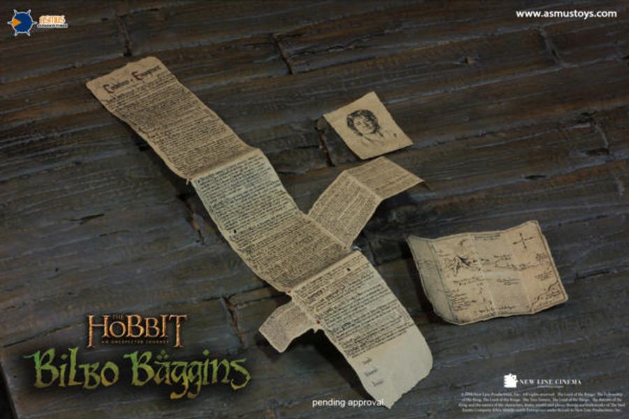 Asmus Toys - The Hobbit Series: Bilbo Baggins