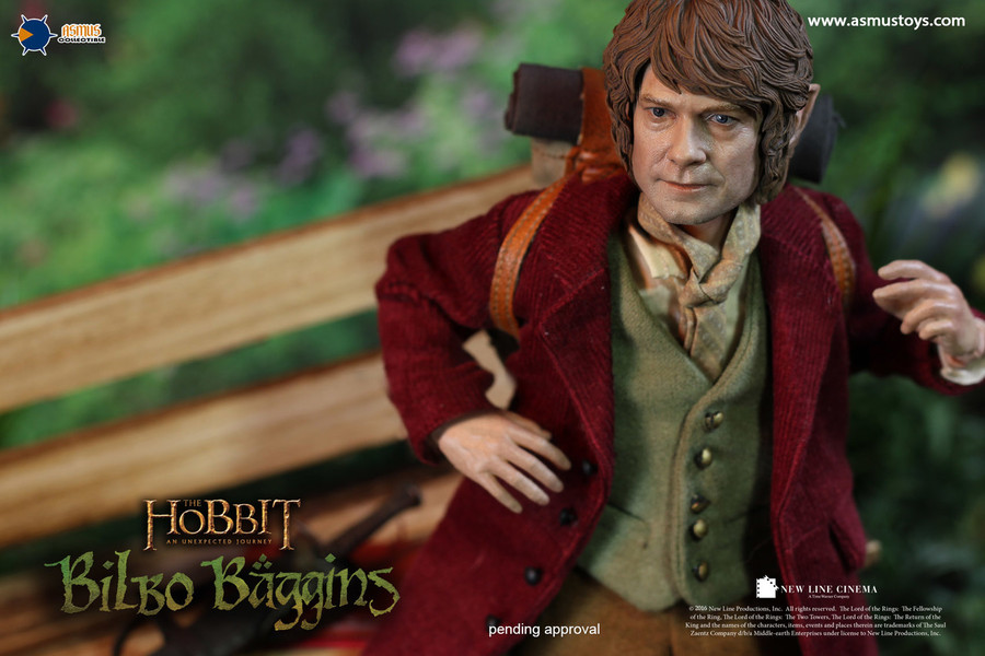 Asmus Toys - The Hobbit Series: Bilbo Baggins