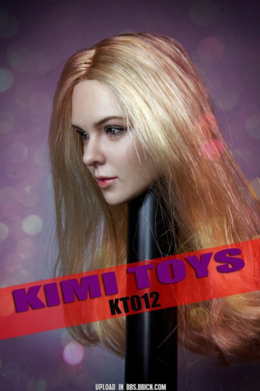 Kimi Toyz - European and American Female Headsculpt