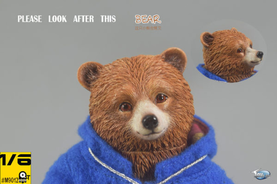 """Toys City - Please look after this bear """"Peruvian Bear"""""""