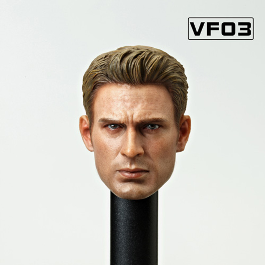 VFTOYS - Hero Head Sculpt