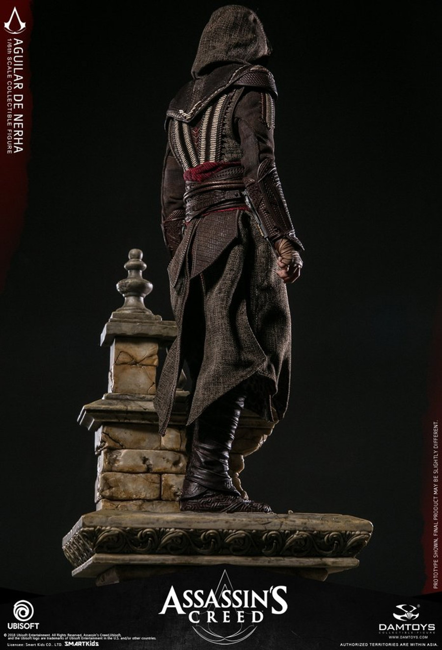 DAM Toys - Assassin's Creed: Aguilar De Nerha