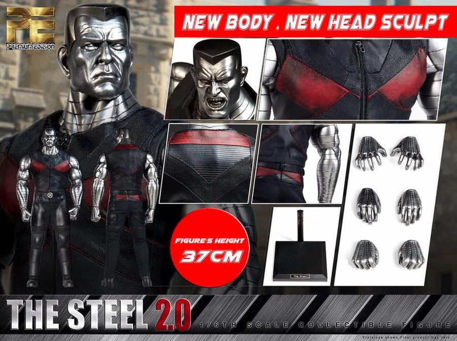 Toys Era - The Steel 2.0