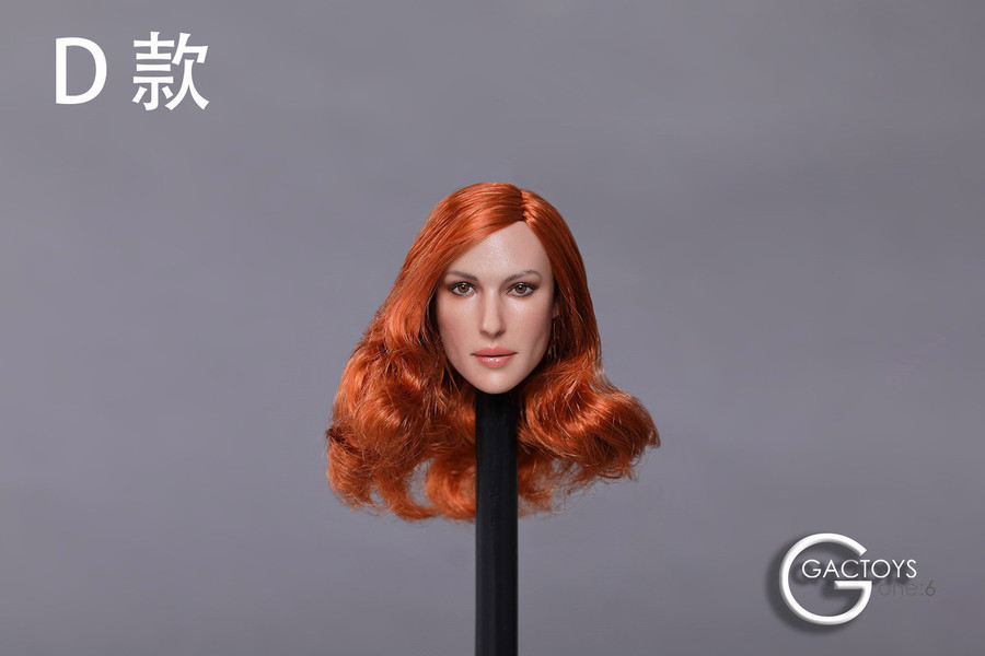 GAC Toys - European and American Women's Head Sculpt GAC-020