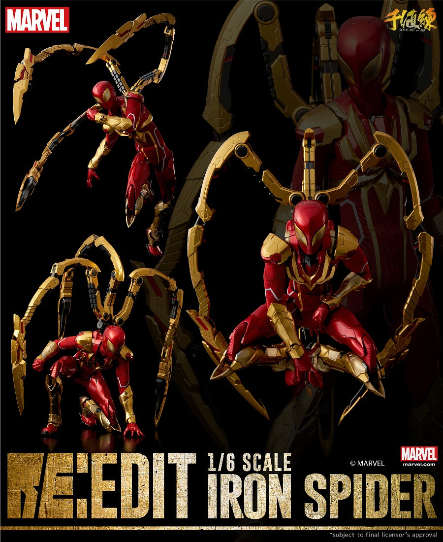 Sentinel - RE:EDIT - Iron Spider