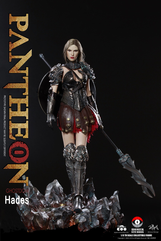 COO Model - Goddess of Underworld Hades