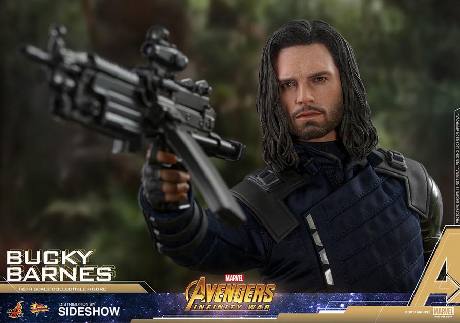 Hot Toys - Avengers: Infinity War - Bucky Barnes