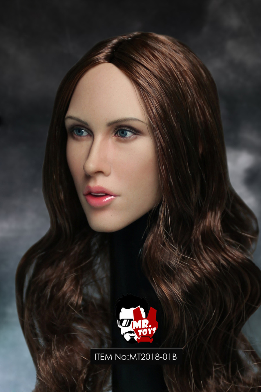 Mr Toys - Female Head sculpt