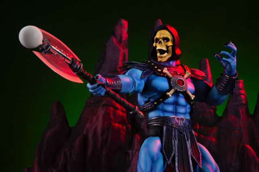 Mondo - Masters of the Universe - Skeletor