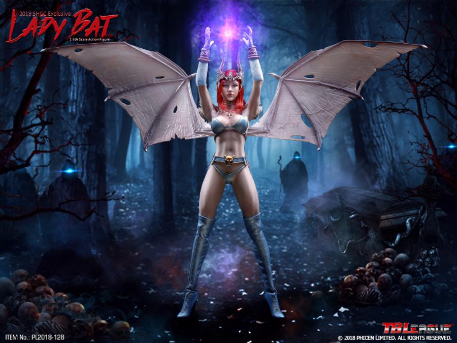 TBLeague - Lady Bat - SHCC 2018 Exclusive