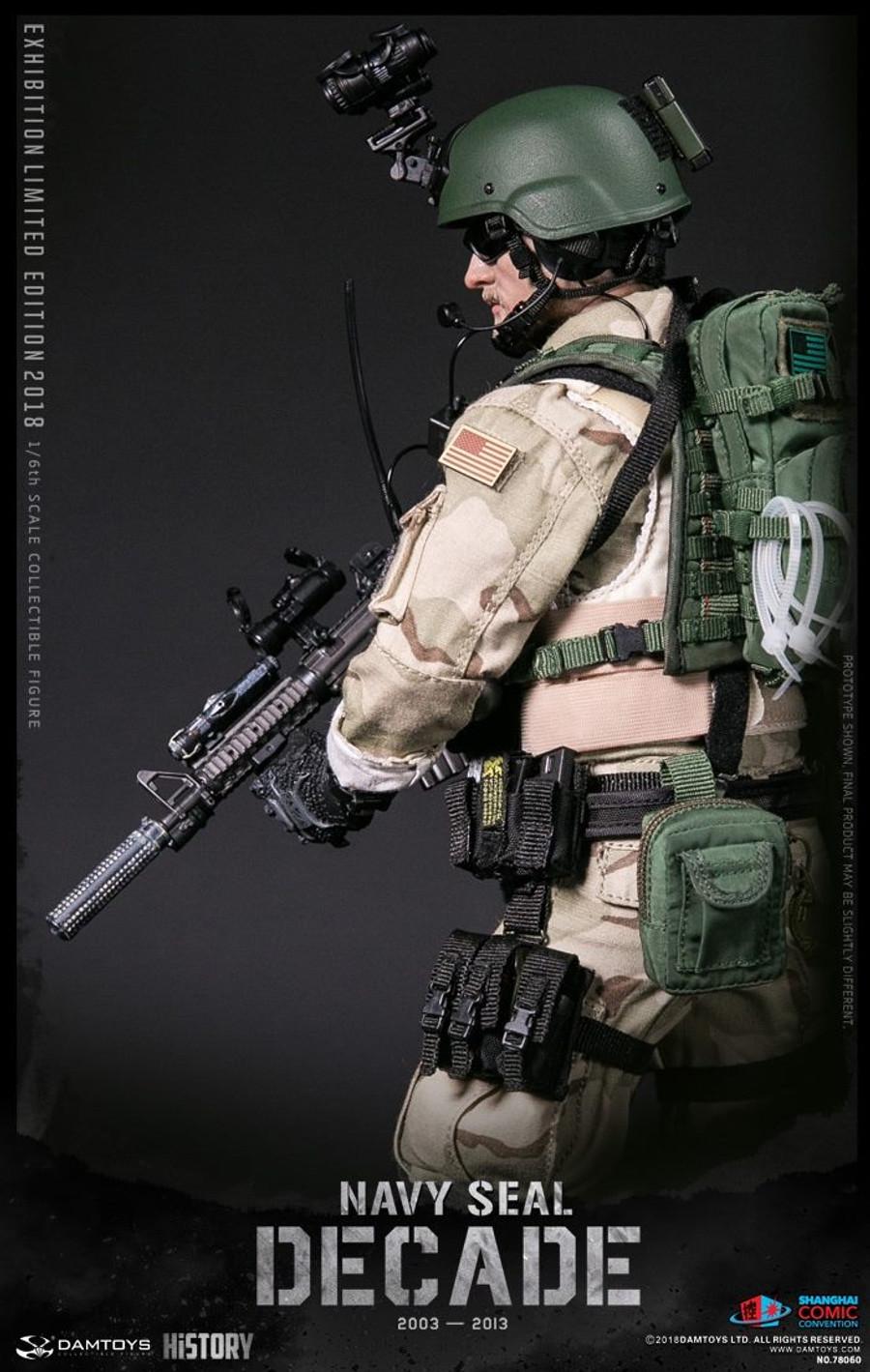 DAM Toys - Navy Seal Decade 2003-2013 (SHCC Exclusive)