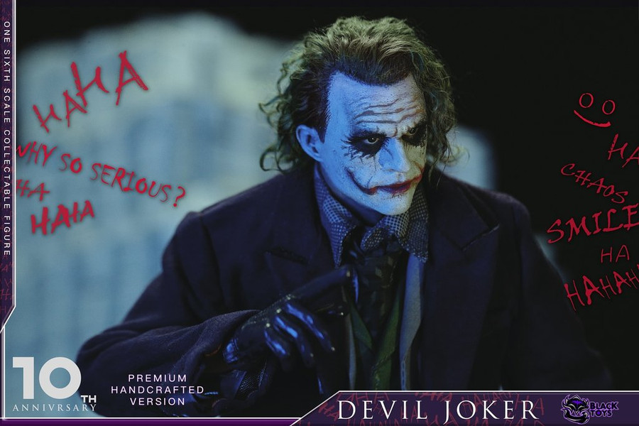 Black Toys - Devil Joker