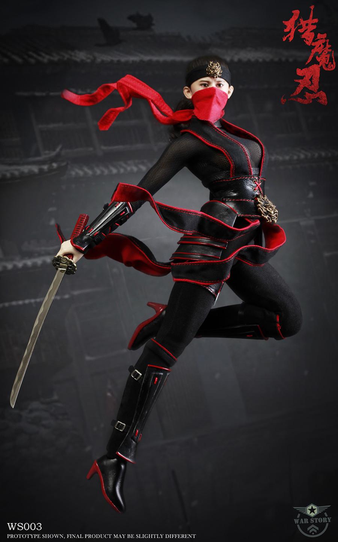 War Story - Demon Female Ninja