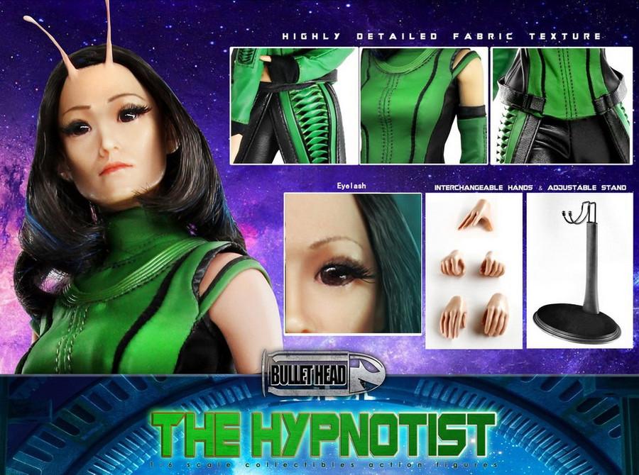 Bullet Head - The Hypnotist