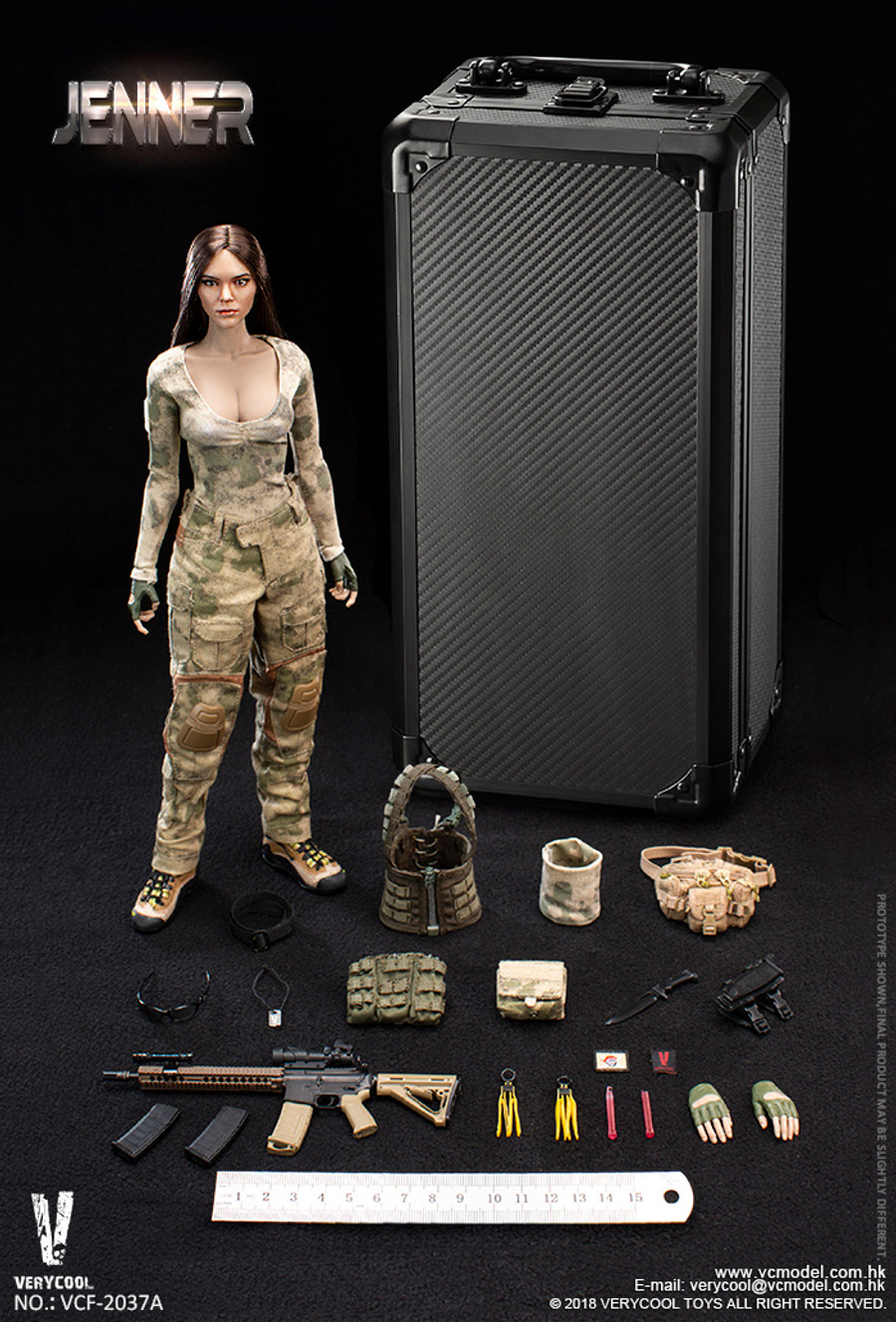 Very Cool - Women Soldier - Jenner (A Style)