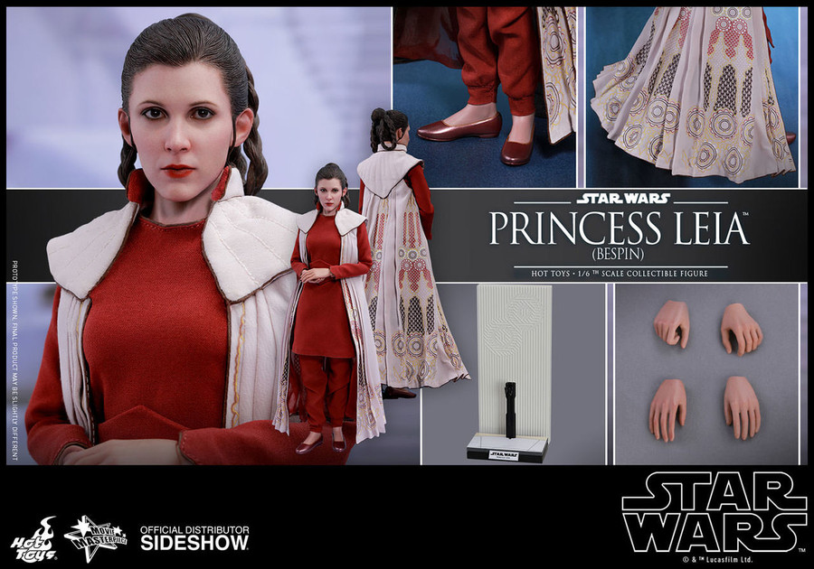 Hot Toys - Star Wars: Episode V The Empire Strikes Back - Princess Leia Bespin