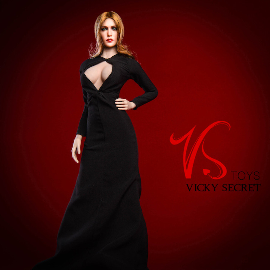 VS Toys - Keyhole Gown