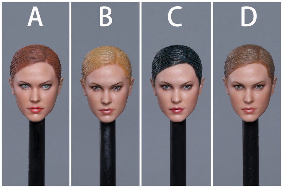 GAC Toys - Female Head Sculpt