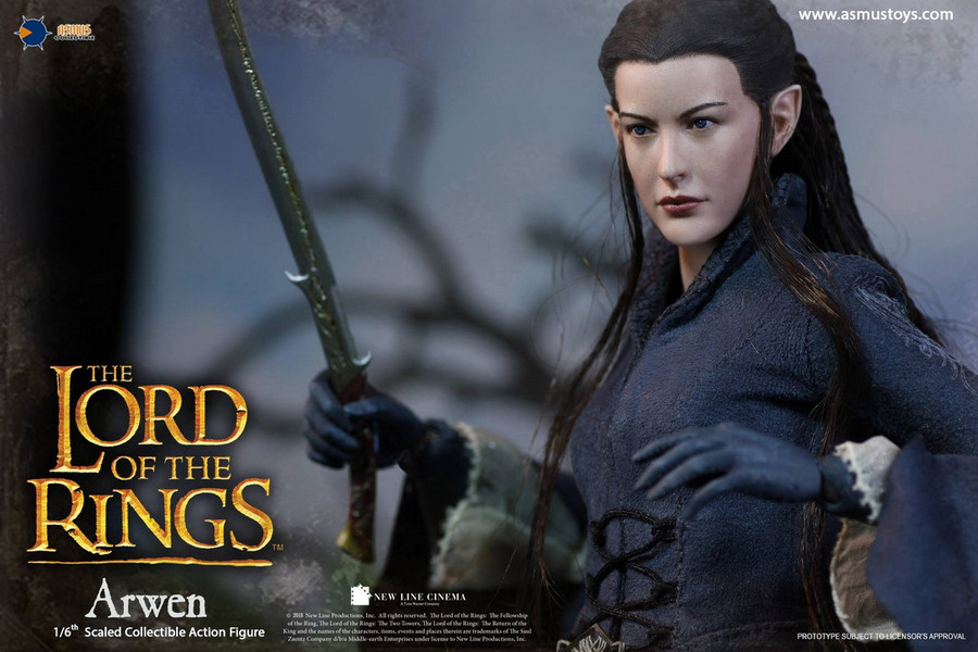 Asmus Toys - The Lord of The Ring Series: Arwen