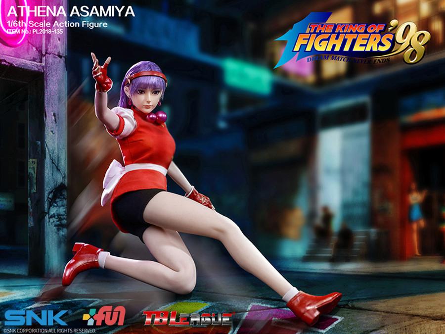 TBLeague - KOF98 Athena Asamiya