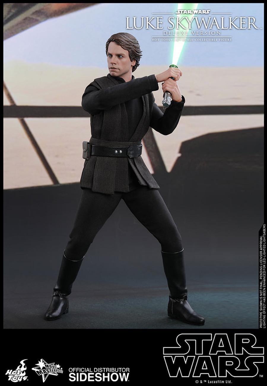 Hot Toys - Star Wars Episode VI: Return of the Jedi - Luke Skywalker Deluxe Version