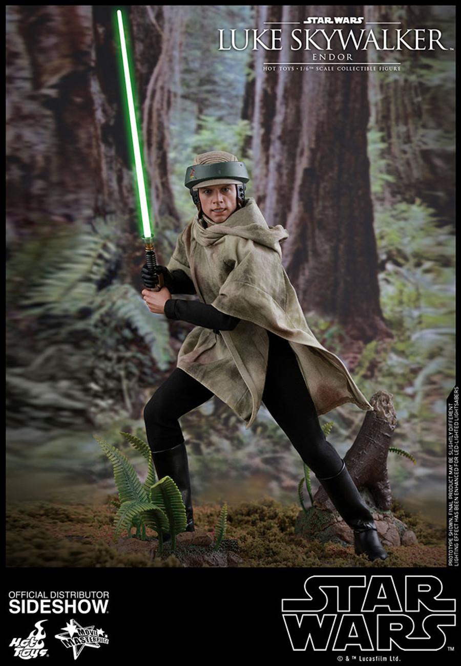 Hot Toys - Star Wars Episode VI: Return of the Jedi - Luke Skywalker Endor