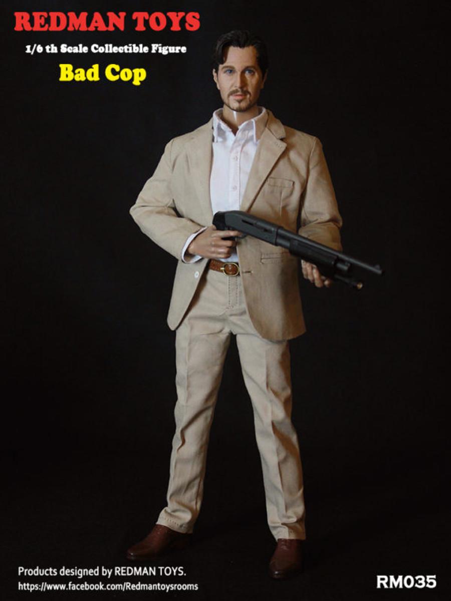 Redman - Bad Cop