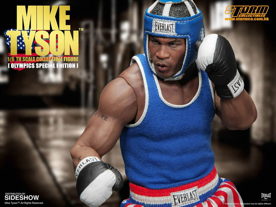 Storm Collectibles - Mike Tyson Olympics Version