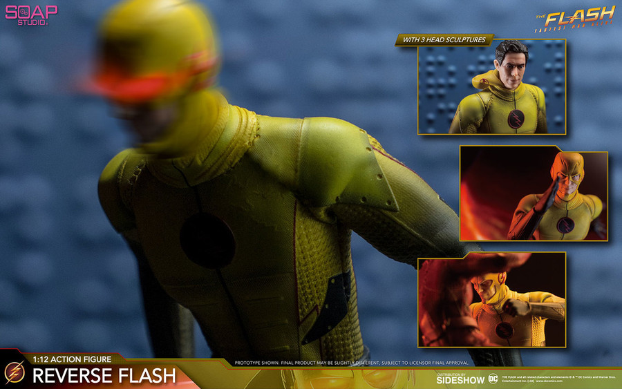 Soap Studio - Reverse Flash