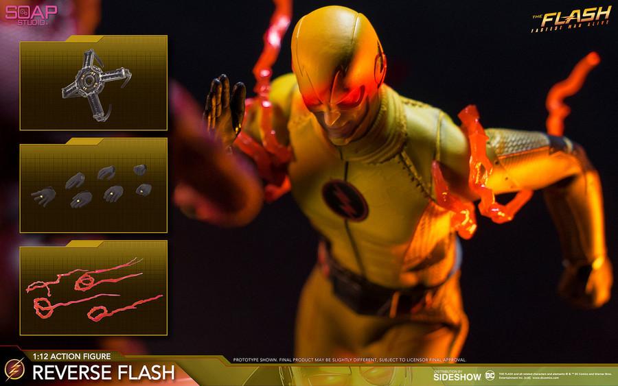 Soap Studio - Reverse Flash
