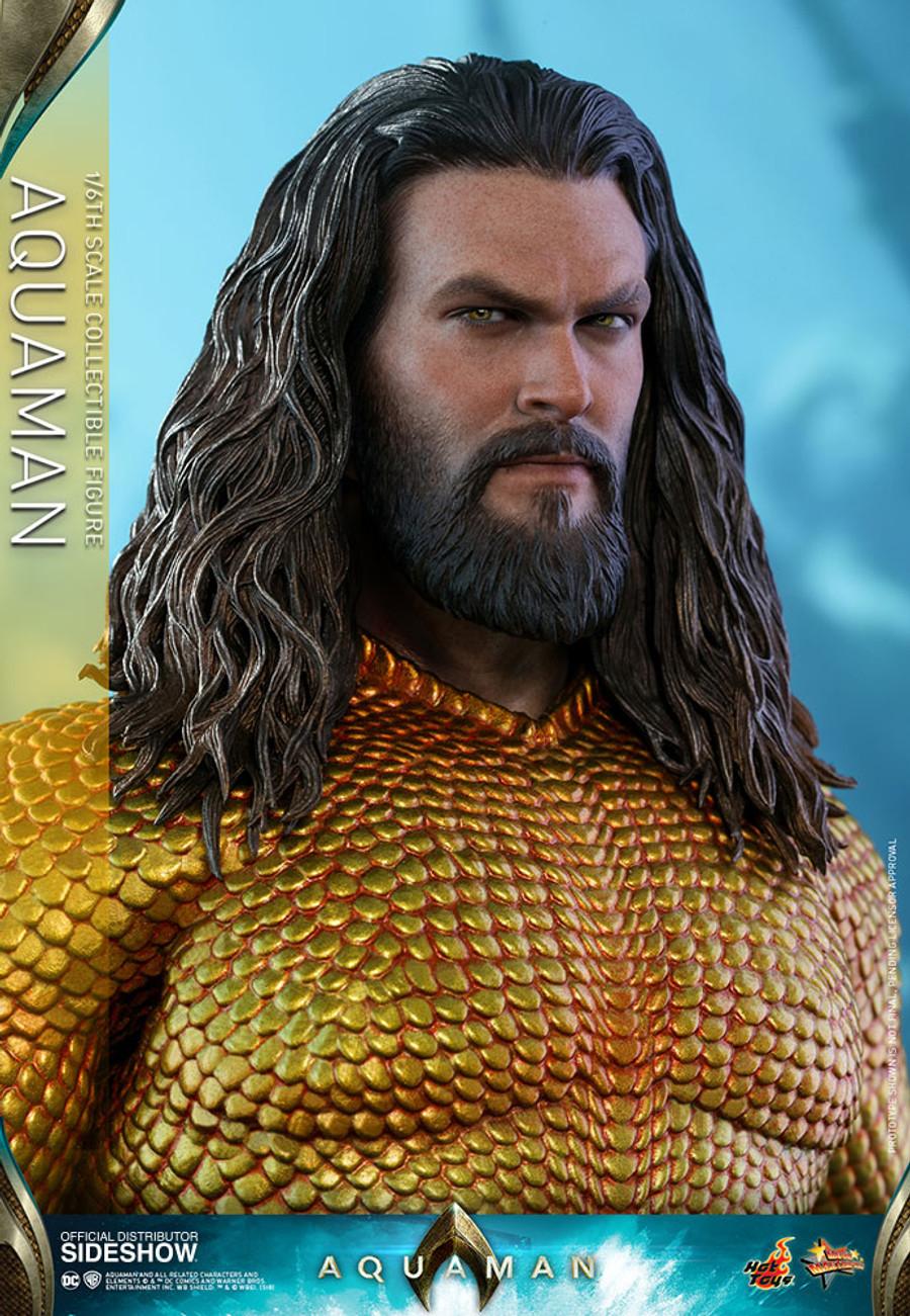 Hot Toys - Aquaman Movie: Aquaman