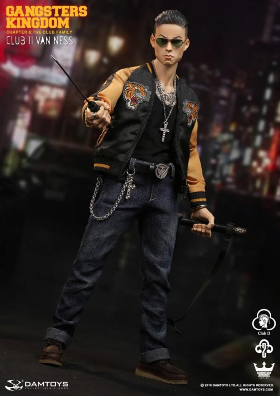 DAM Toys - Gangsters Kingdom - Club 2 Van Ness