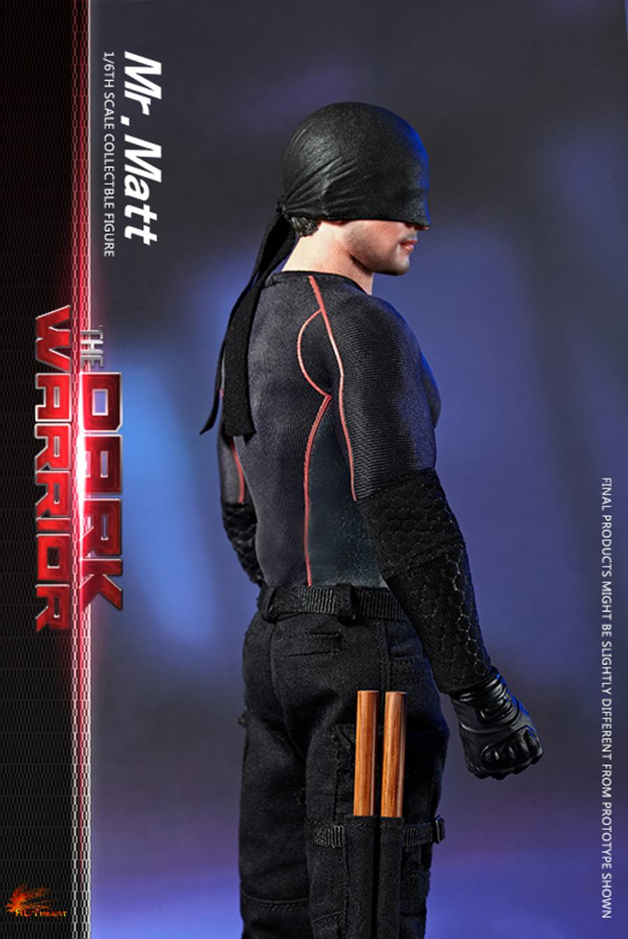 Hot Heart - The Dark Warrior