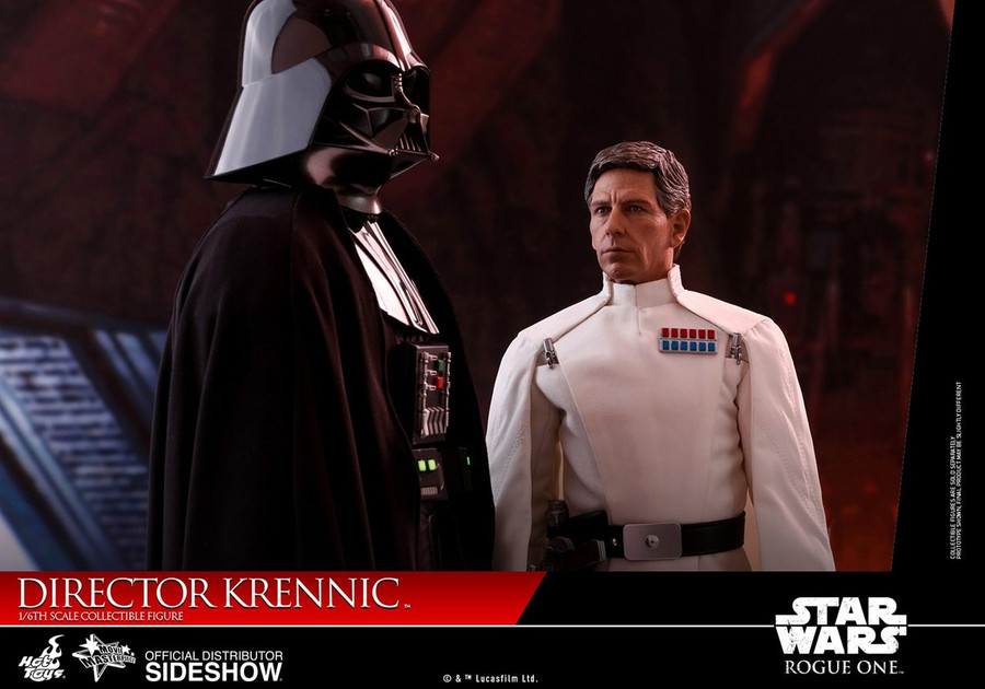 Hot Toys - Rogue One: A Star Wars Story - Director Krennic