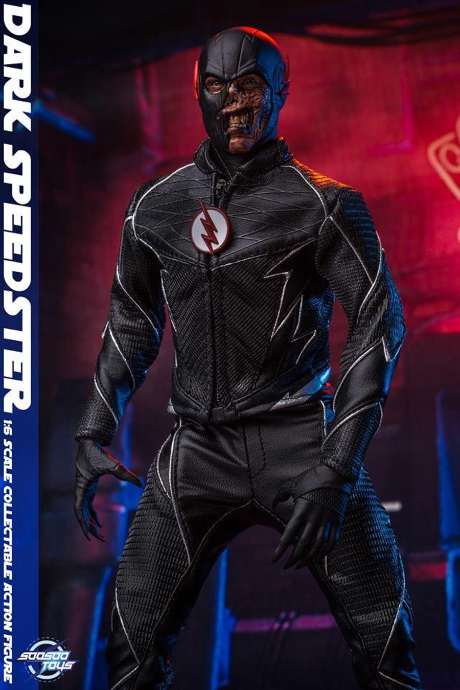 SooSoo Toys - Dark Speedster