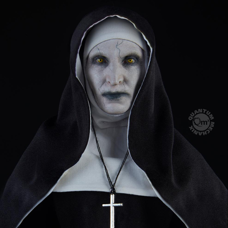 Quantum Mechanix - The Nun