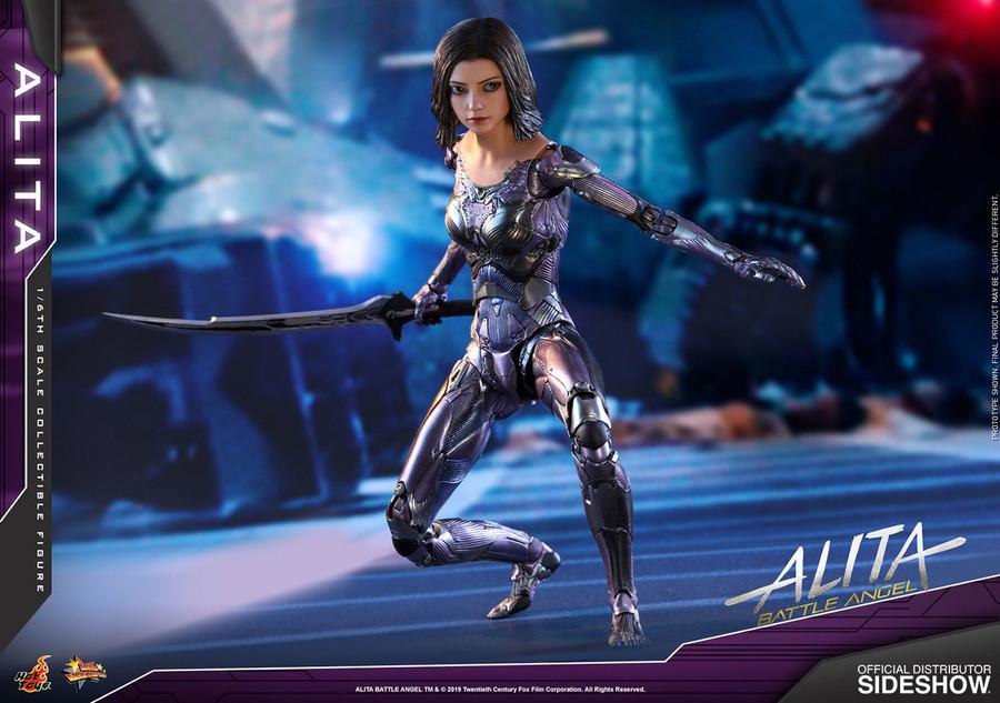 Hot Toys - Alita: Battle Angel - Alita
