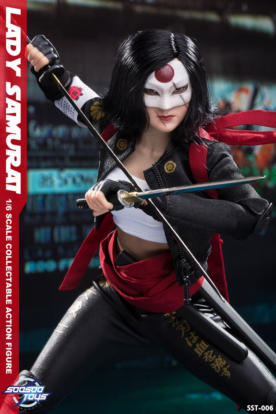 SooSoo Toys - Lady Samurai