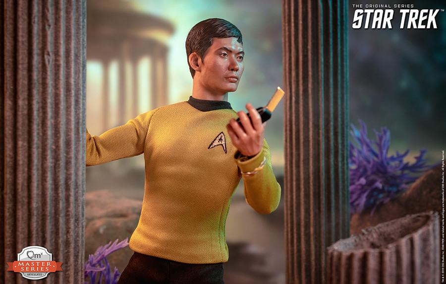 Quantum Mechanix - Star Trek TOS: Hikaru Sulu