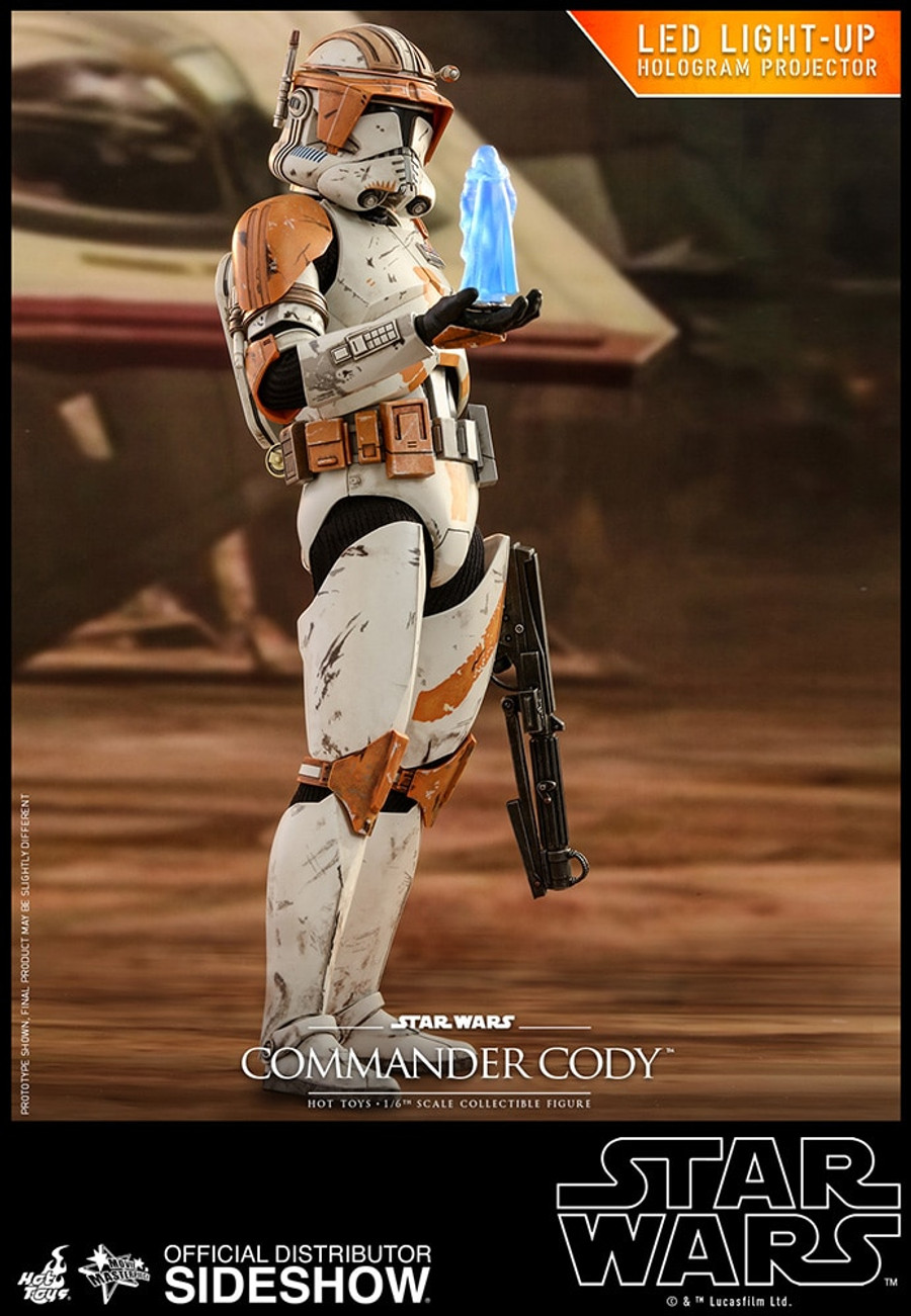 Hot Toys - Star Wars: Episode III Revenge of the Sith - Commander Cody