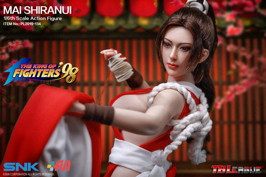 TBLeague - King of Fighters - Mai Shiranui
